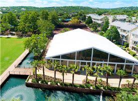 Horseshoe Bay Resort - Palm Patio