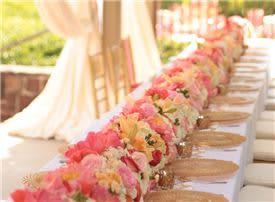 Horseshoe Bay Resort - Spring Wedding Decor