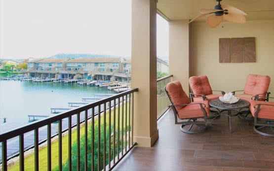 The Waters Condo Rentals of Horseshoe Bay Resort