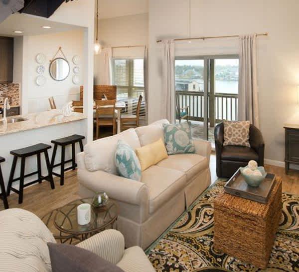Cape Terrace #703 of Horseshoe Bay Resort