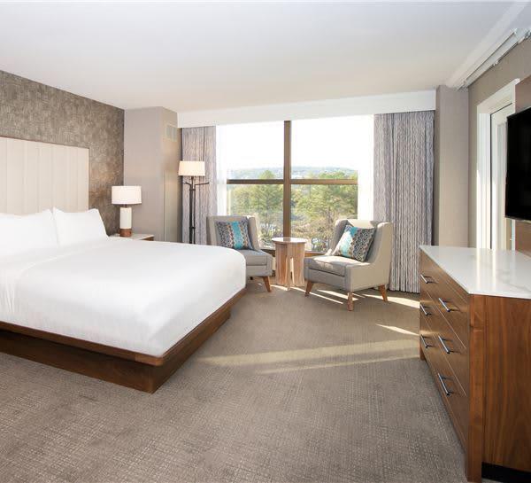 Junior Suite of Horseshoe Bay Resort, Texas