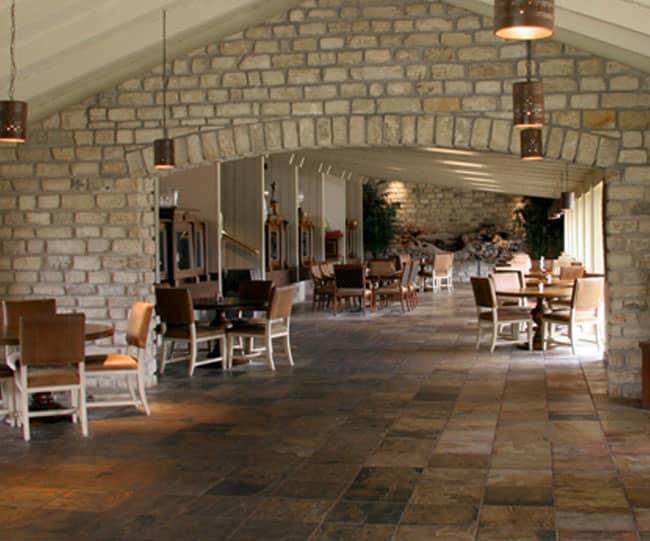 Slick Rock Grill & Bar at Horseshoe Bay Resort