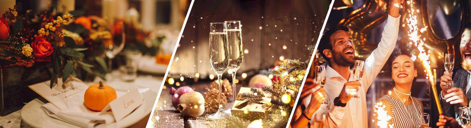 Plan your holiday event
