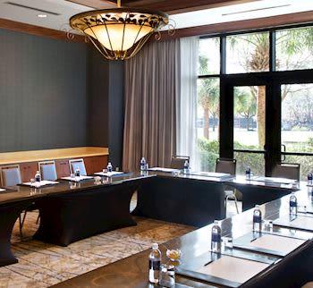 Indoor Meetings Spaces of Horseshoe Bay Resort