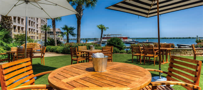 Catering & Culinary at Horseshoe Bay Resort