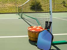 Lessons & Tournaments of Horseshoe Bay Resort