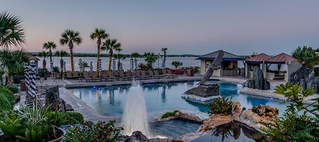 Resort Activities of Horseshoe Bay Resort, Texas