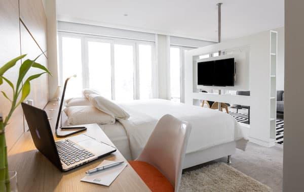 Apart Suite en el HUB Hotel Asunción