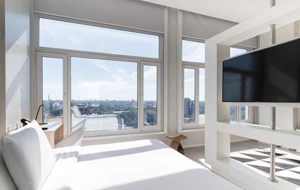 Suites preferidas en el Hub Hotel