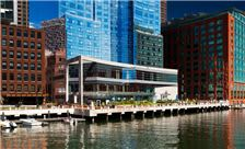 Intercontinental Boston - Hotel Exterior Fort Point Channel View