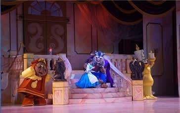 Boston Events - Disney on Ice: Dare to Dream at TD Garden