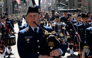 Boston Events - St. Patrick's Day Parade: Celebrate Irish Heritage
