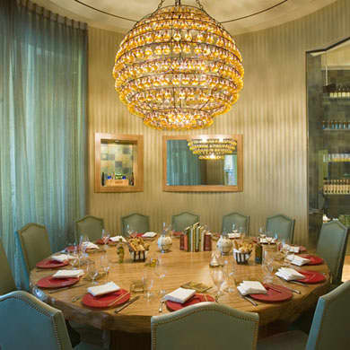 Private Dining by Intercontinental Boston