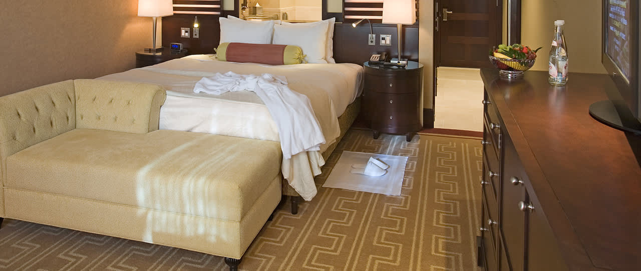 1 King Bed Deluxe by Intercontinental Boston, Massachusetts
