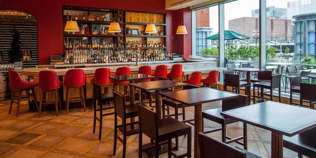 Dining Outlets near InterContinental Boston