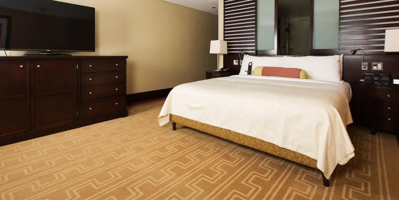 Rooms at Intercontinental Boston, MA