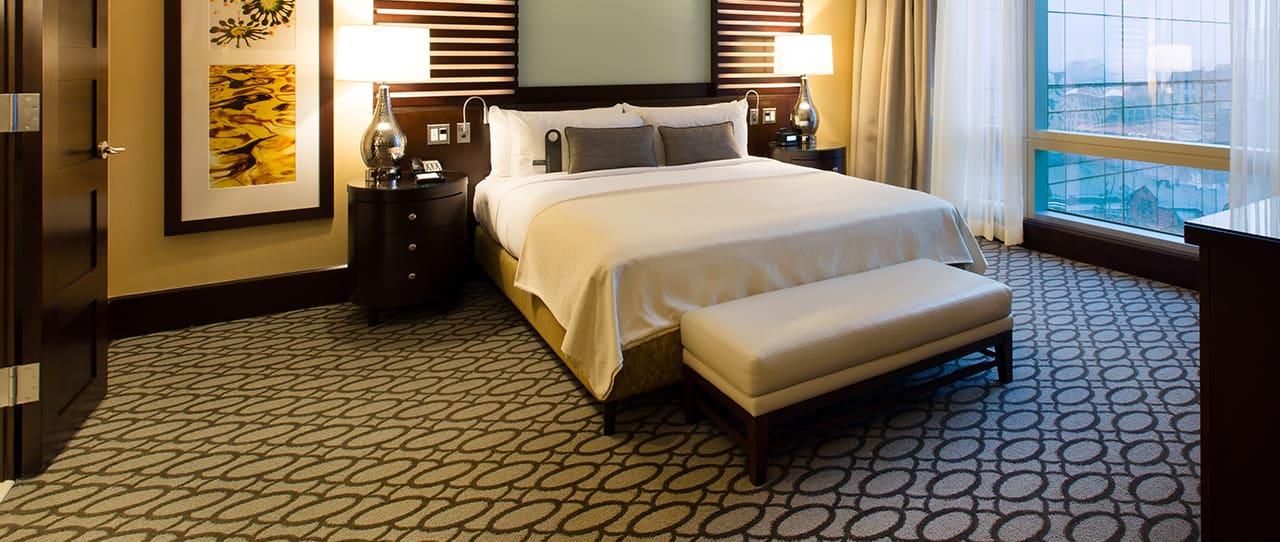 Royal Ambassador Suite by Intercontinental Boston, Massachusetts