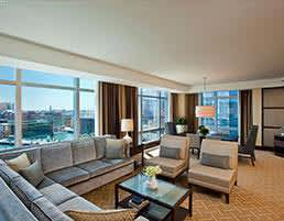 Luxury Suites of Intercontinental Boston