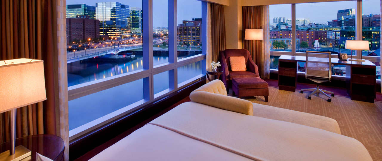 Intercontinental Boston Guest Rooms