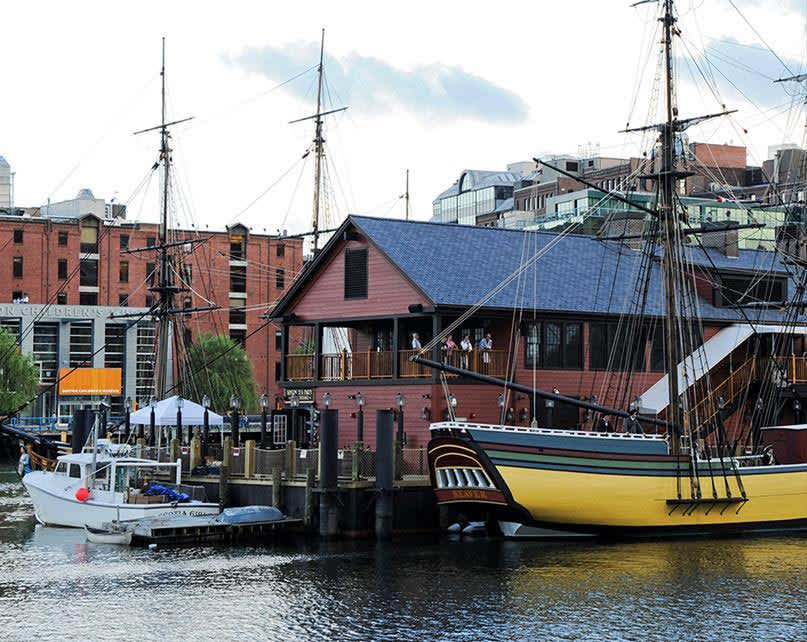 Boston Tea Party Package From Intercontinental Massachusetts