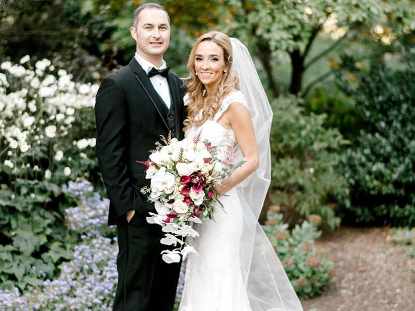 Erin and Josh