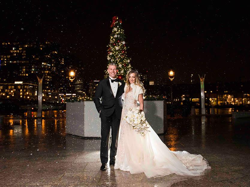 Jillian Constantino and Anthony Serra