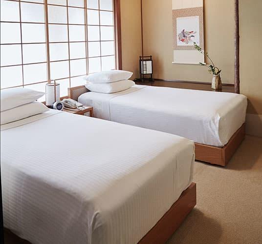 The Tatami Experience in The Kitano Hotel New York Hotel