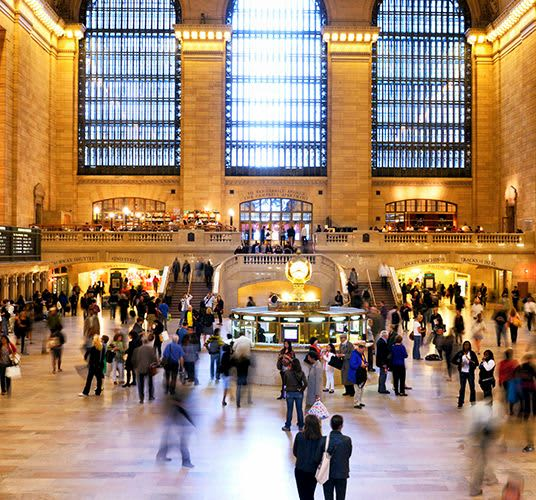 Grand Central Terminal at New York