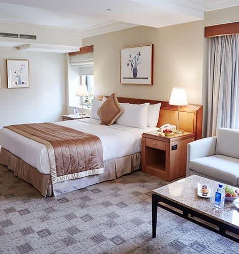 Blend of Japanese & Modern Western Hospitality in The Kitano Hotel New York Hotel