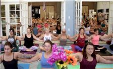 Yoga at The Lafayette