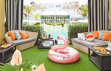 The Lafayette Hotel, Swim Club & Bungalows Pool Club