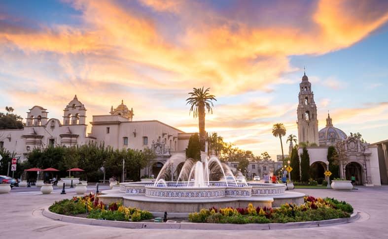 Balboa Park San Diego, California