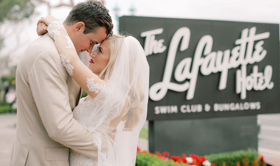 Maggie & Steven Wedding
