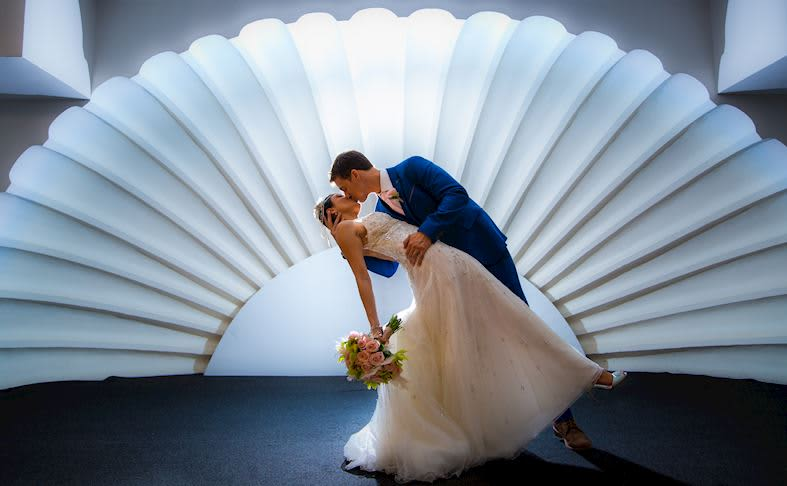 Wedding Venues at The Lafayette Hotel, Swim Club & Bungalows
