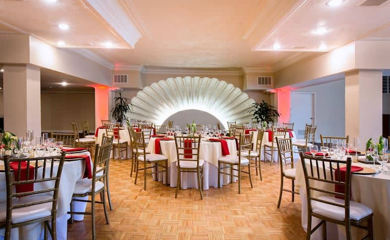 Mississippi Ballroom at The Lafayette Hotel, Swim Club & Bungalows San Diego