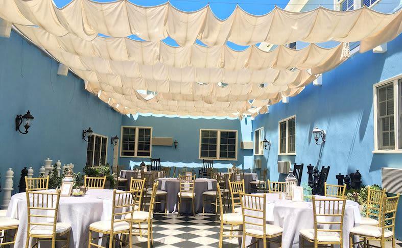 The Lafayette Hotel, Swim Club & Bungalows San Diego West Courtyard