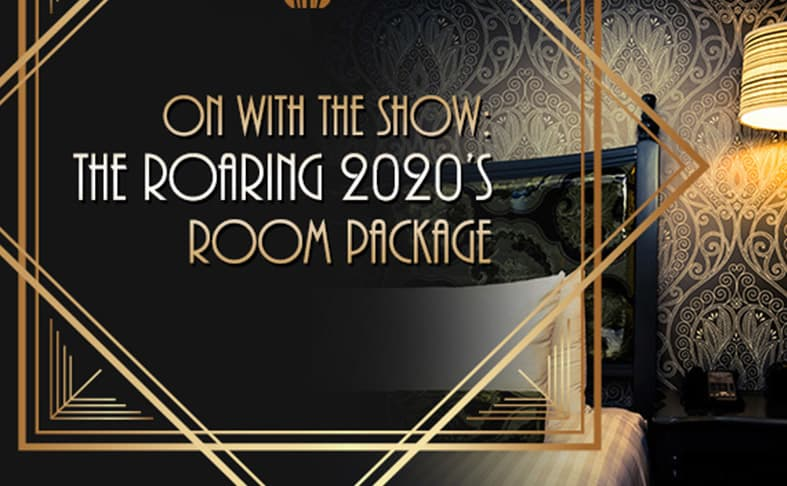 NYE Bash: The Roaring 2020s Package at San Diego, California