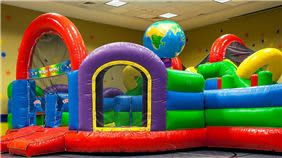 Kids Zone Bounce House