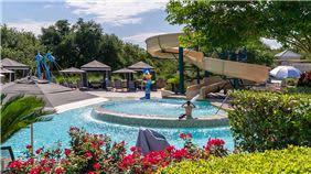 Kids Pool & Water Slide