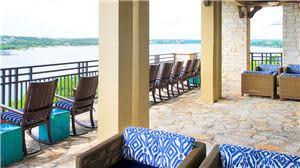 Back Porch Lounge Deck