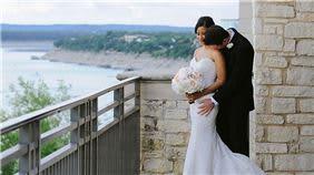 Lakefront weddings