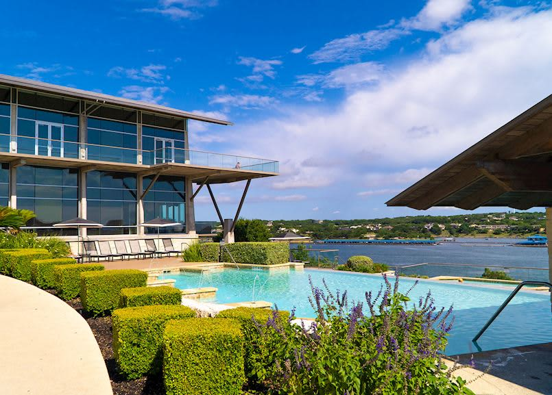 Adult Pools at Lakeway Resort and Spa, Lakeway