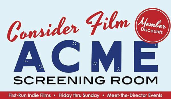 Acme Screening Room Lambertville, NJ