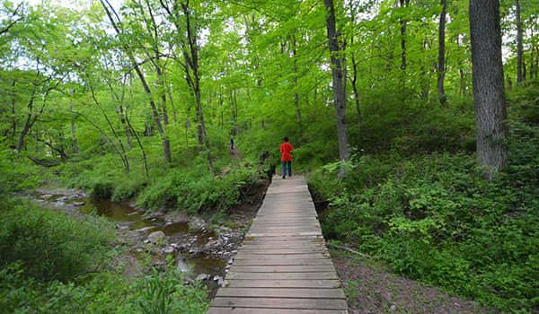 Washigton's Crossing Historic Park Pennsylvania