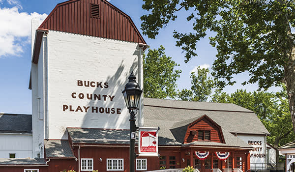 Playhouse Getaway Package - Bucks County Playhouse Theatre in New Hope, PA