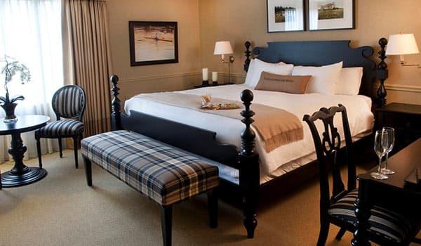 Standard Rooms at Lambertville Station Restaurant and Inn