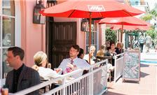 La Valencia Hotel - Outdoor Seating