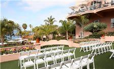 La Valencia Hotel - Outdoor Wedding Views