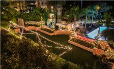 La Valencia Hotel - Wedding Reception