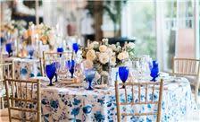 La Valencia Hotel Weddings - Reception Decor